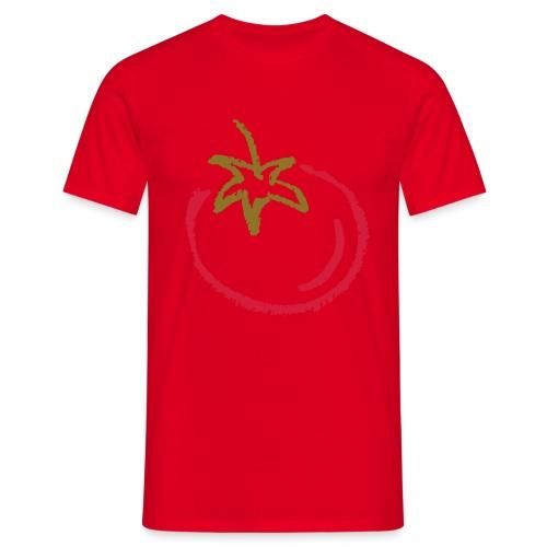 tomato 1000points - Men's T-Shirt