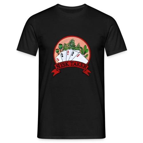 logo tshirt - Koszulka męska