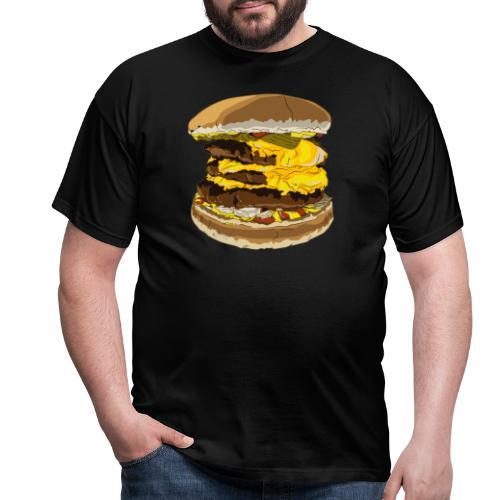 burger - Männer T-Shirt
