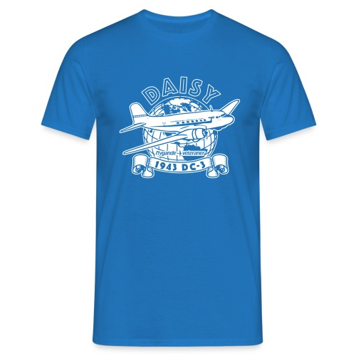 Daisy Globetrotter 2 - T-shirt herr