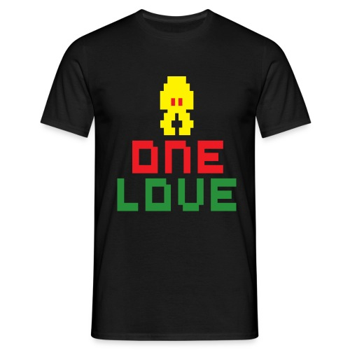 Jahtari: One Love - Men's T-Shirt