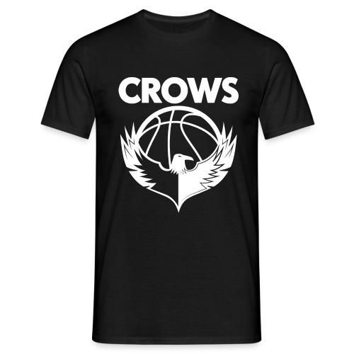 Crows Logo - Men's T-Shirt