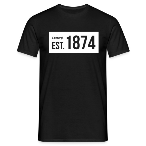 EST. 1874 - Men's T-Shirt