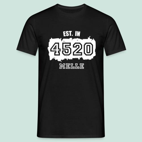 4520 Melle - Established - Männer T-Shirt