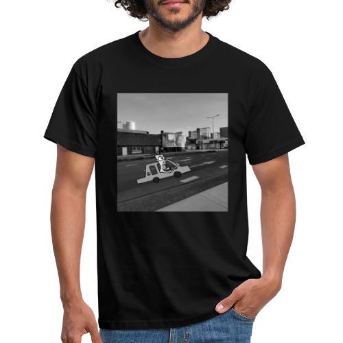 auto - Mannen T-shirt