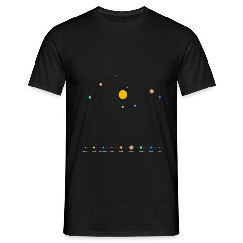 universe - Männer T-Shirt