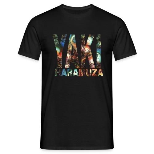 YAKI HARAMUZA BASIC HERR - T-shirt herr