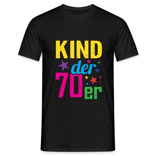 Kind der 70er - Männer T-Shirt