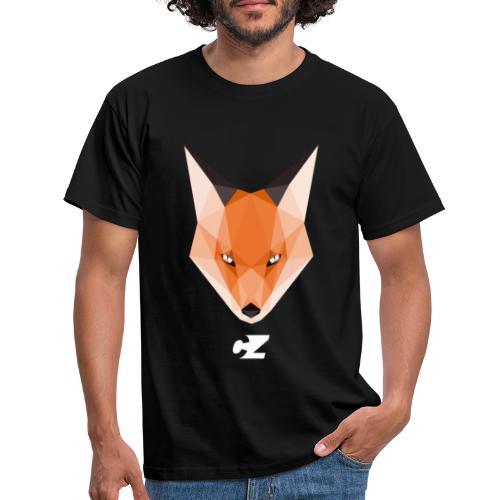 CZ X GEOMETRICAL FOX - Camiseta hombre