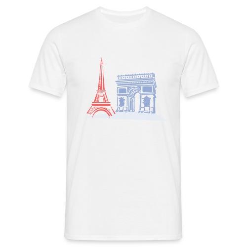 Paris - T-shirt Homme