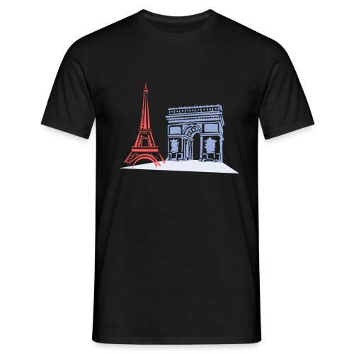 Paris - T-shirt Homme