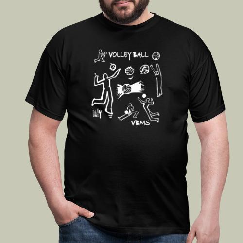 Graphique - T-shirt Homme
