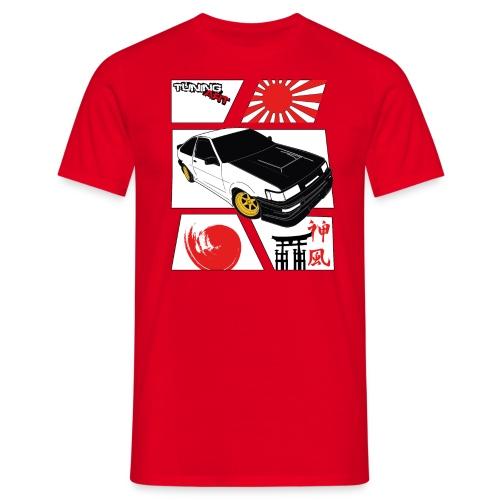 Japan - Männer T-Shirt