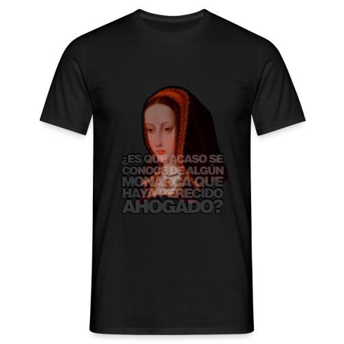 Juana I de Castilla - Camiseta hombre
