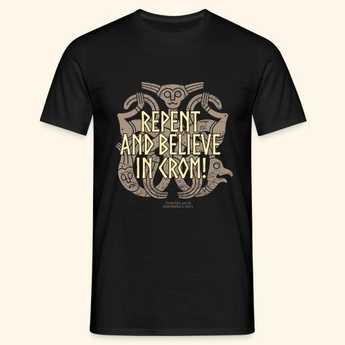 Crom T Shirt - Männer T-Shirt