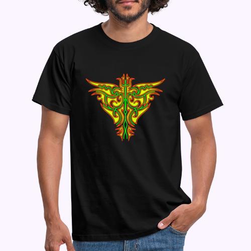Maorin tulilintu - Miesten t-paita