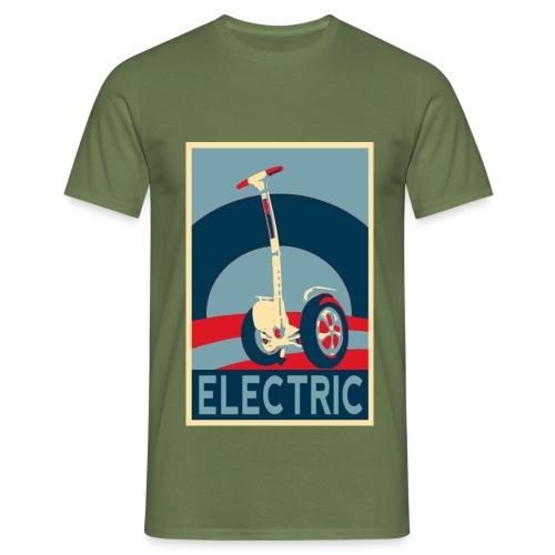ELECTRIC - Camiseta hombre