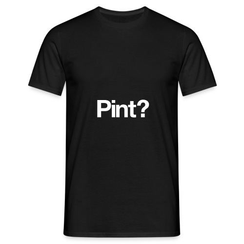 Tee1500 pint 01b - Men's T-Shirt