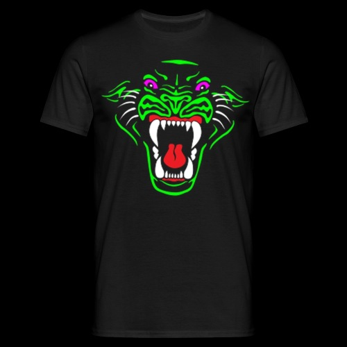 Panther logo tshiret png - Men's T-Shirt