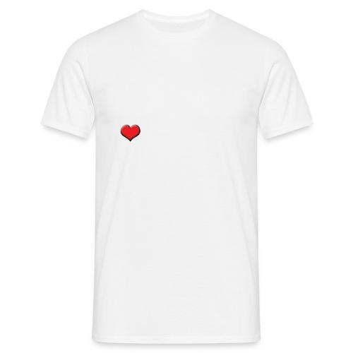 plan9 bianco - Maglietta da uomo