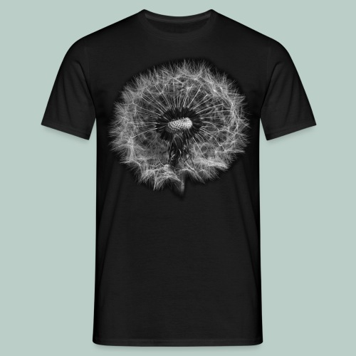 pusteblume - Männer T-Shirt