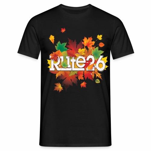 Rute26 - T-skjorte for menn