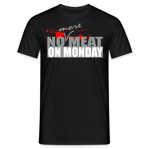 nomeat6 - Men's T-Shirt