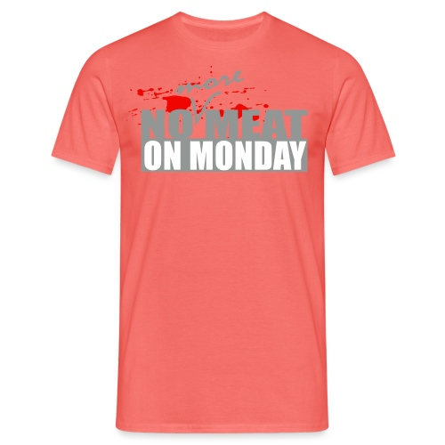 nomeat6 - Men's T-Shirt