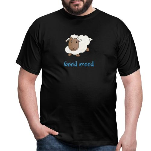 Nadège le petit mouton blanc - T-shirt Homme