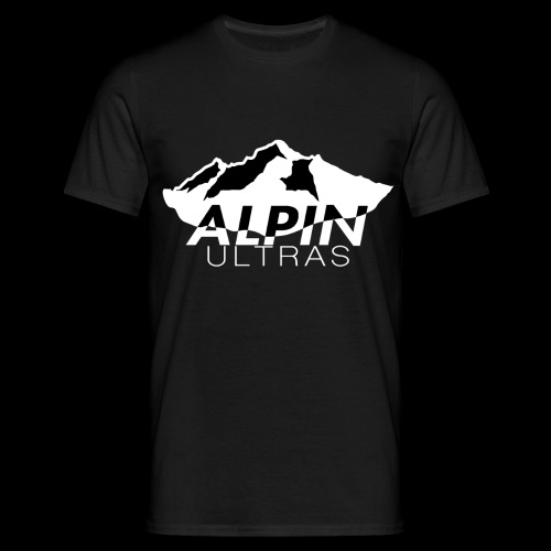 Alpin Ultras White - Männer T-Shirt