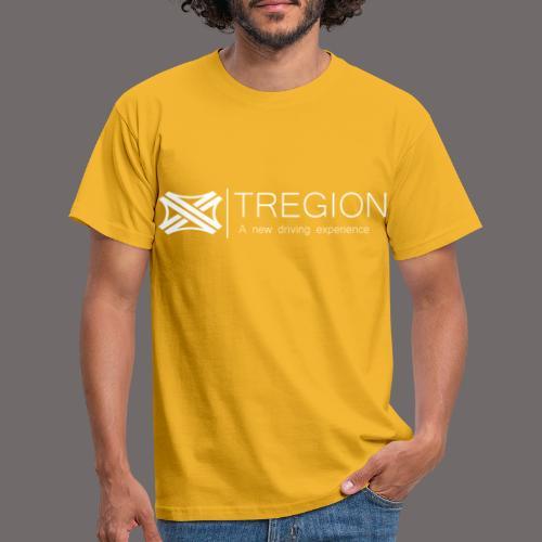 Tregion Logo wide - Men's T-Shirt