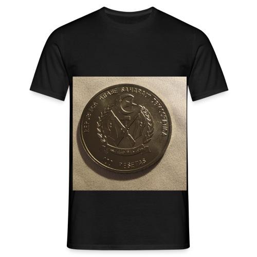 saharaui - Camiseta hombre