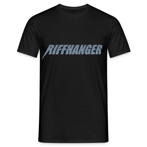 Riffhanger Girlie T-Shirt schwarz - Männer T-Shirt