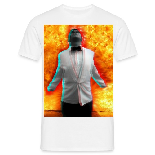 SARO IL MAGGICO - Maglietta da uomo