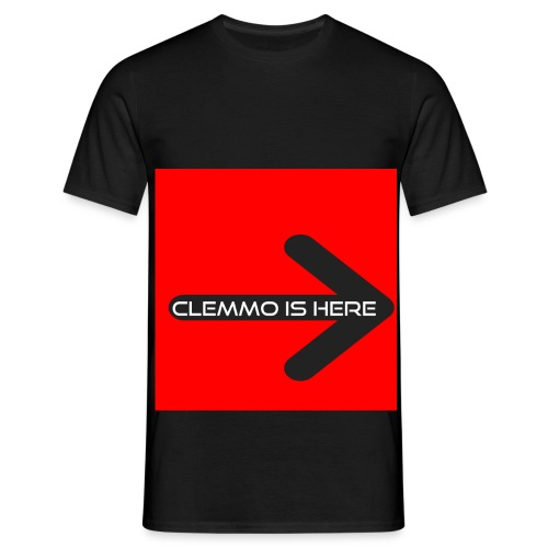 Clemmo Is Here - Men's T-Shirt