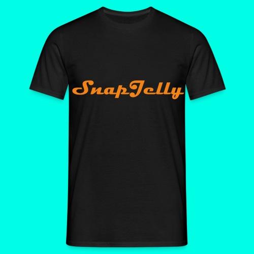 SnapJelly orange - Men's T-Shirt
