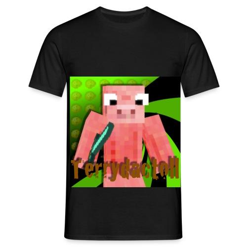 Profile Picture png - Men's T-Shirt