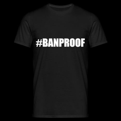 Hashtag - Men's T-Shirt