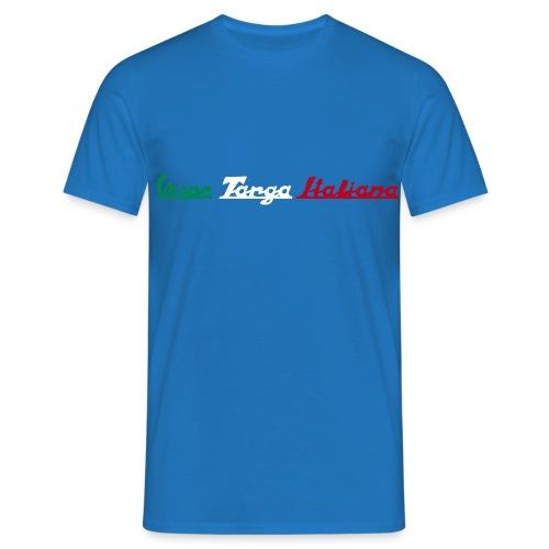 typo vespe targa italiana 2 - Männer T-Shirt