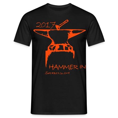 Logo Version 2017klein - Männer T-Shirt