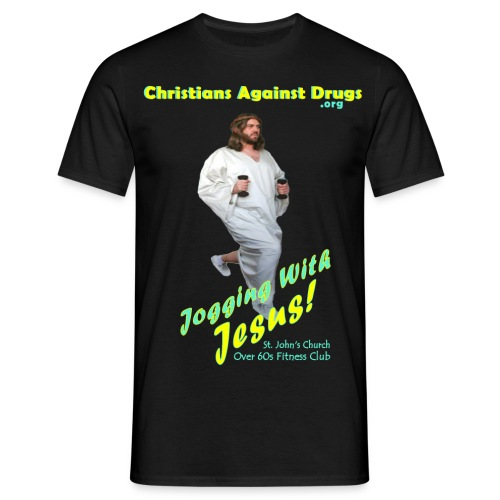 jwj2 png - Men's T-Shirt