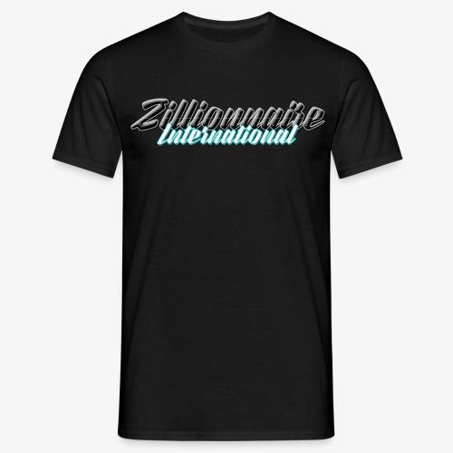 zillionnaire international - T-shirt Homme