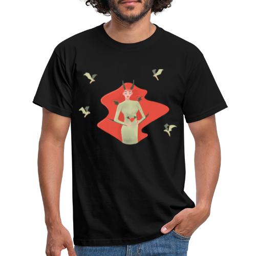 Witch of love - T-shirt Homme