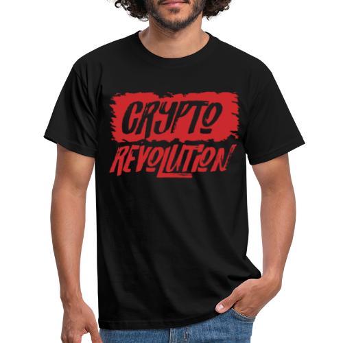 Crypto Revolution - Men's T-Shirt