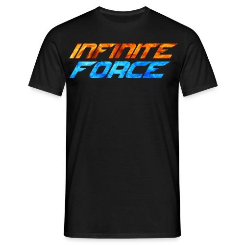 t-shirt de la team Infinite Force - T-shirt Homme