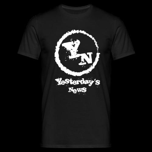 YN Full logo - Mannen T-shirt