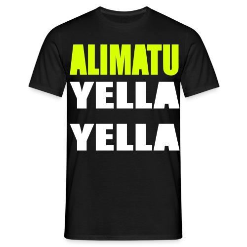 ALIMATU YELLA YELLA - Men's T-Shirt