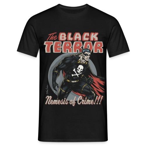 blacterrorprivado - Camiseta hombre