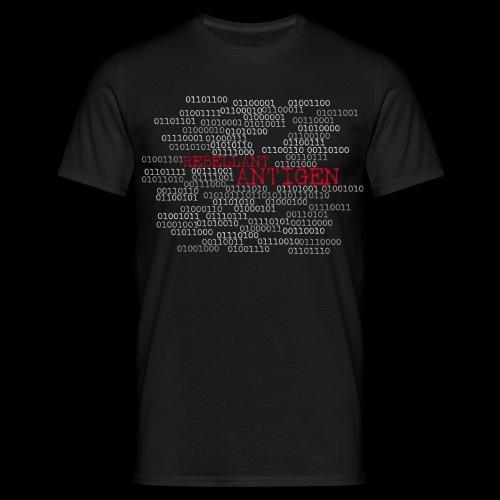 Rebellant | Antigen - Männer T-Shirt