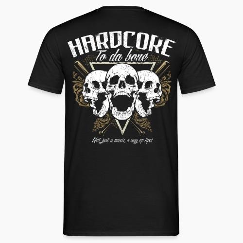 HC To Da Bone - Men's T-Shirt